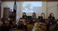 Представители ФЭО приняли участие в масштабной встрече с 30-ю преподавателями европейских университетов